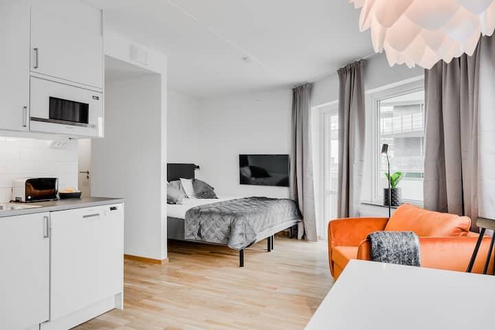 RENOVATED APARTMENT IN MALMÖ, HYLLIE