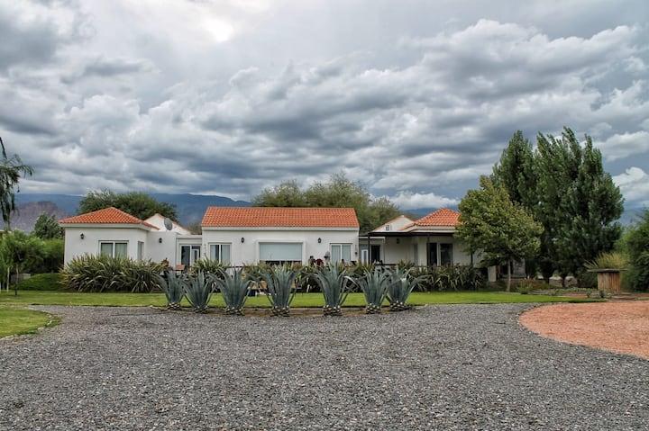 La Estancia de Cafayate - Casa p/ 4