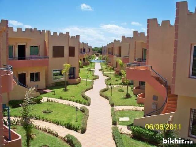MAGNIFIQUE DUPLEX A SIDI BOUZID - El Jadida - Apartment