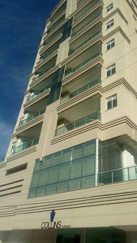 Apartamento novo na Meia Praia - Itapema/SC