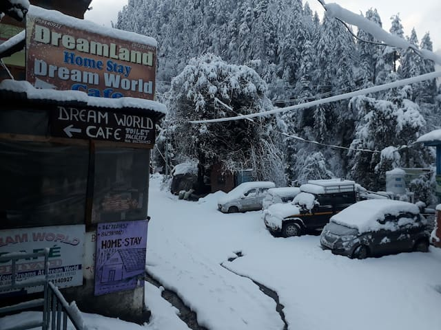Dreamland Home stay Ghiyagi(Jalori Pass)