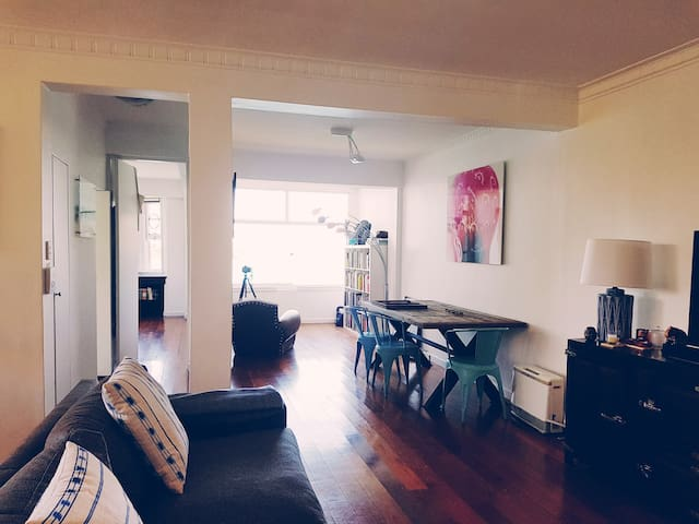 Beautiful Oversized w/Harbour bridge views, pool. - Point Piper - Appartement