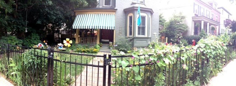 Gorgeous Shadyside home (half of duplex)