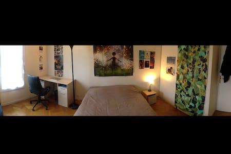 Châtillon (Paris), Single Room in 93m² Flat - Châtillon