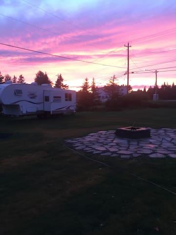 Ketch Harbour 5th wheel camper