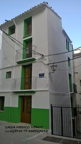 Casa Médico Nebot