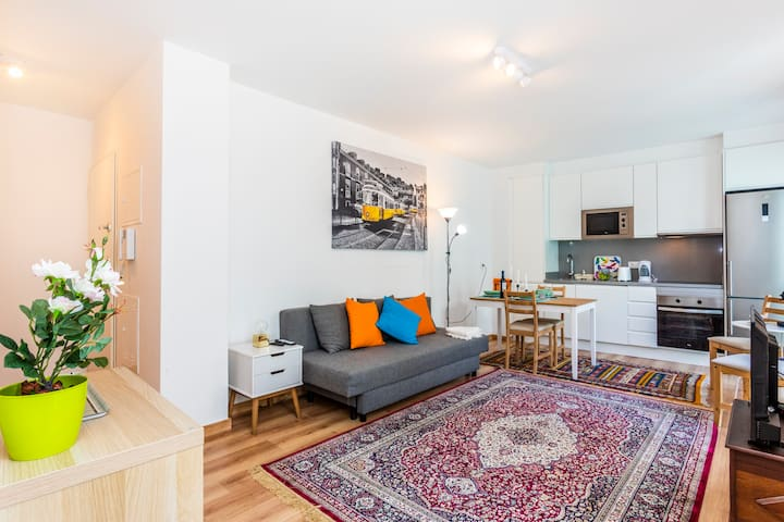BRANDNEW Designer's 2-bed apartment Lisbon 1011E