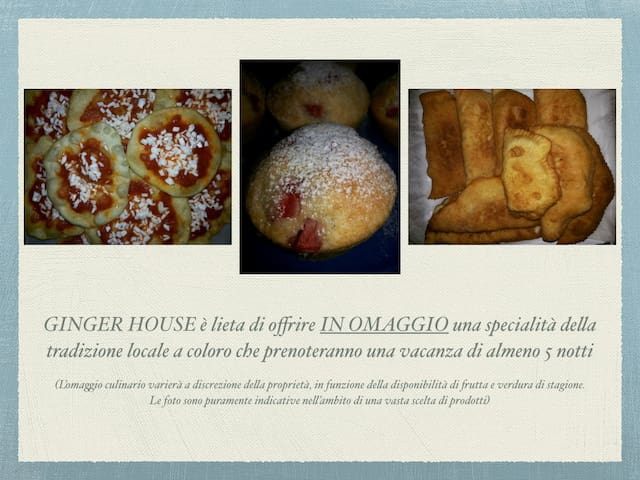 Ginger House - Cottage of charme - Sant'Agata Dé Goti - Huis