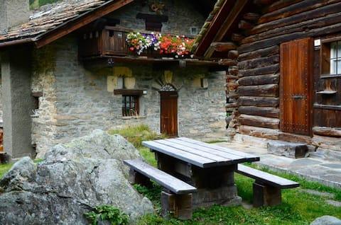 Chalet pittoresco nel cuore del Parco Nazional