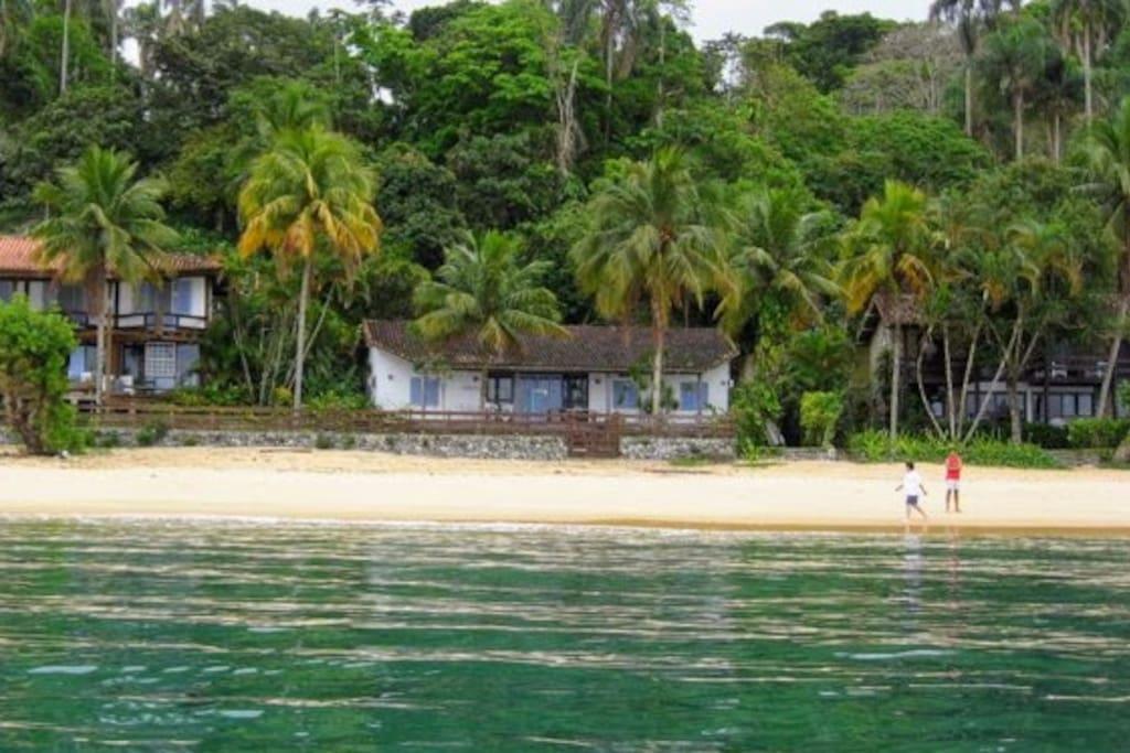 Casa na Praia do Leste