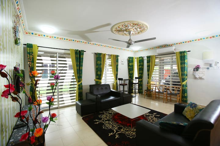 Honey Homestay Sungai Petani