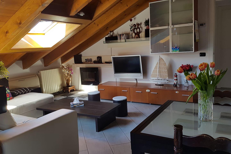Charming flat in Arona