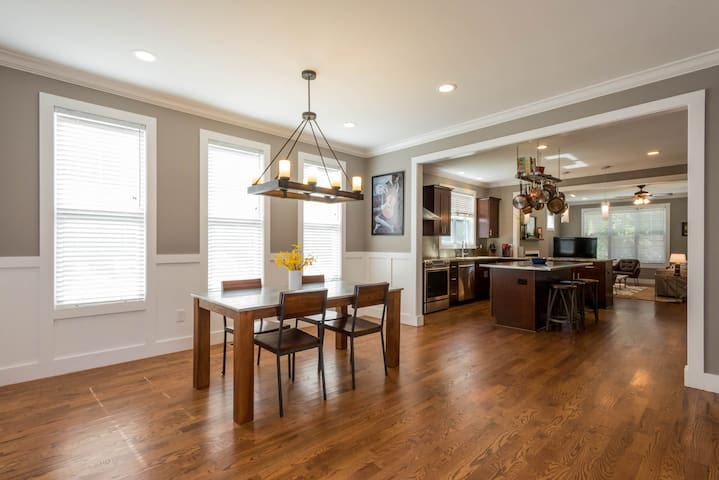 Beautiful New Home in Trendy East Nashville