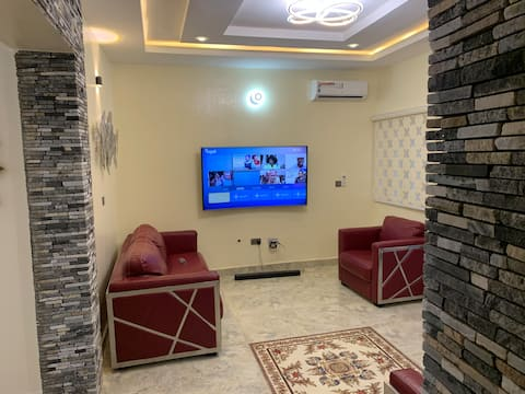 2 bedroom apartment at kubwa arab road