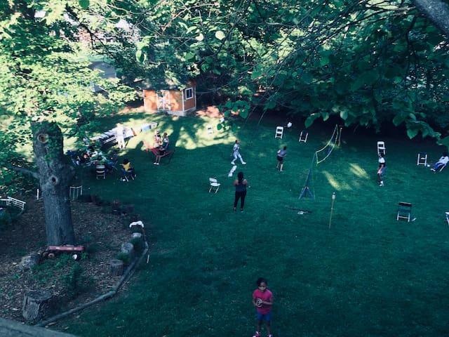 Your Neighbors Backyard- Garden Private Retreat