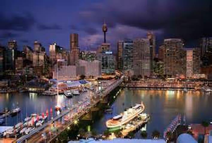 Cosy home in Sydney CBD - Haymarket