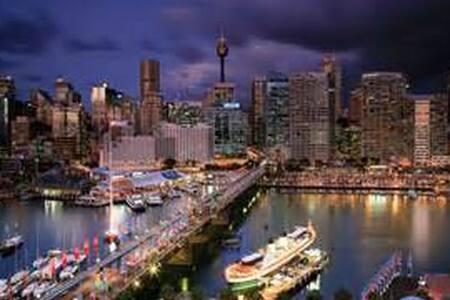 Cosy home in Sydney CBD - Haymarket - Lägenhet