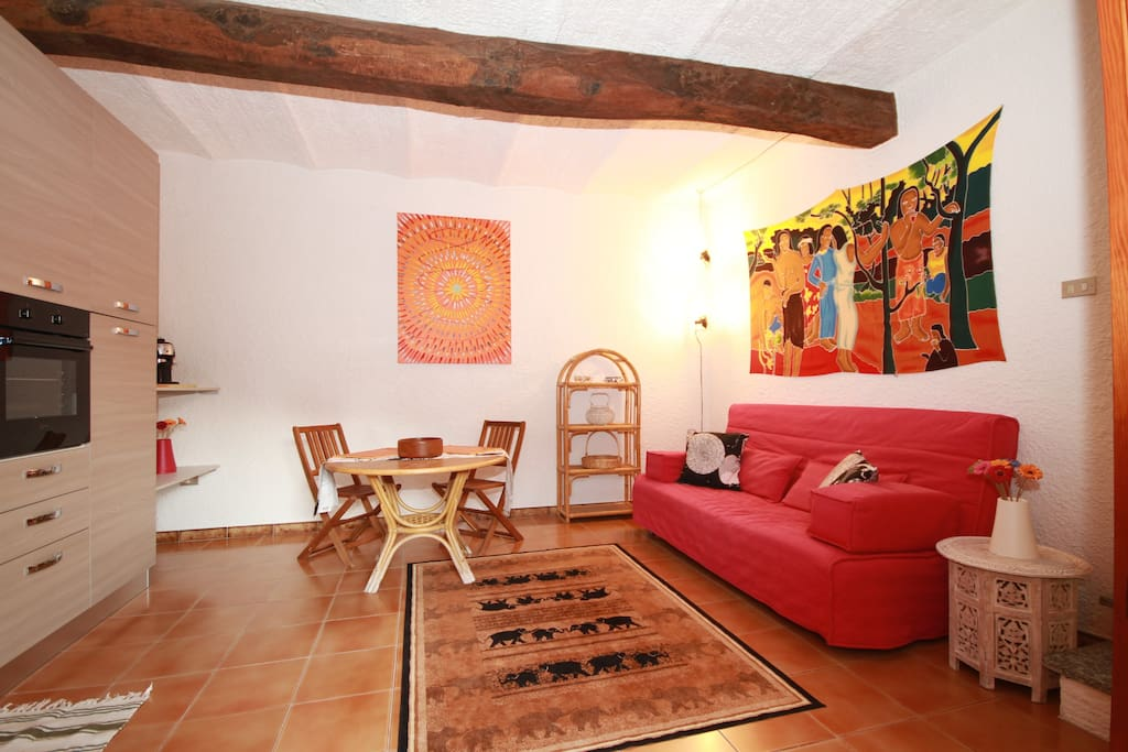 La Coccinella - Vacation rental 2 minutes from Lake Lugano