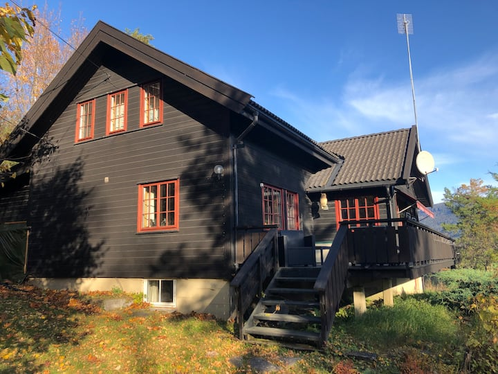 Kroksund only 35 min from oslo, perfect for family