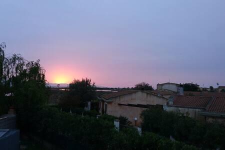 Stanza Il Girasole, Res.d.Sole Capoterra- CA- P308