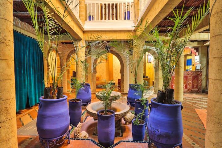 "Hotel Riad Nakhla ""Chambre Double"""