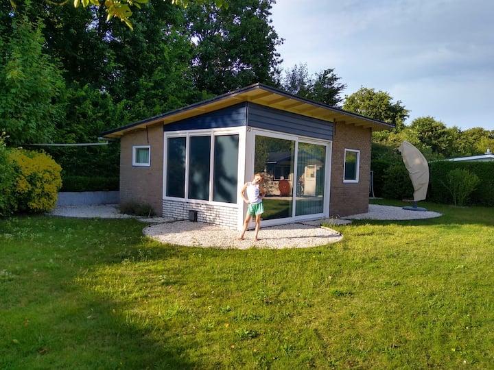De blauwe hut