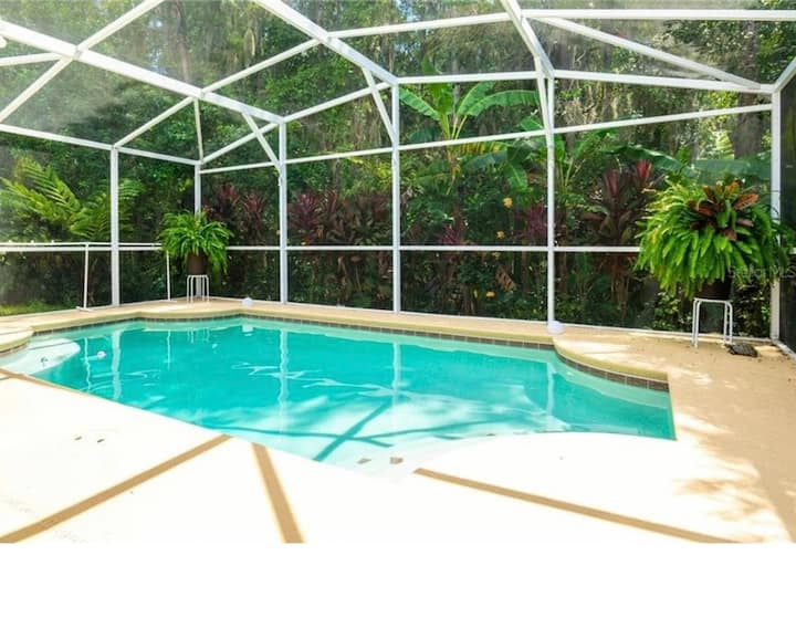 Beautiful Pool Home Near Disney Parks!