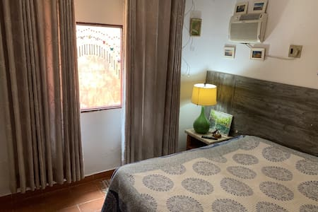 Dormitório cama king, Rio Branco-Acre