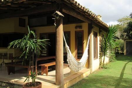 Um Sonho! Casa no paraíso, em plena natureza !!!!!