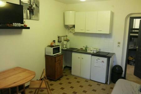 Petit F2 meublé avec cuisine équipée à Lillebonne