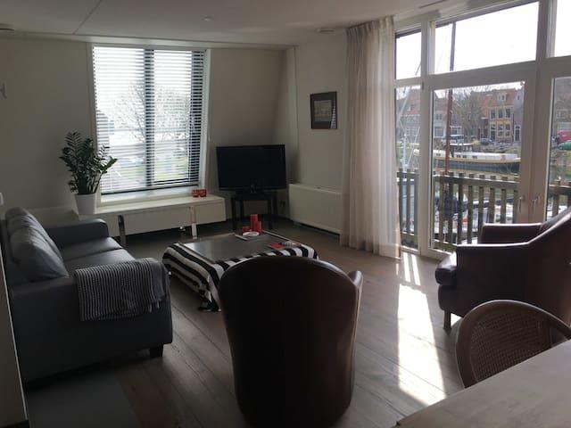 Einzigartig gelegen mit Blick über dem Oosterhaven