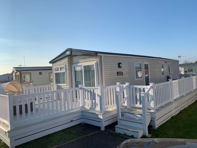 Relaxing Holiday Home Hayling Island