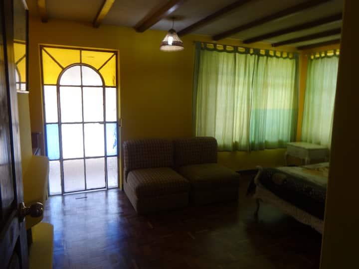 Suite Ideal Sangolquí Ecuador valle de los Chillos