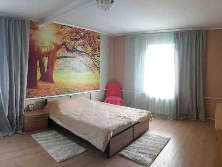 Spacious Home only 15km from Moscow City!