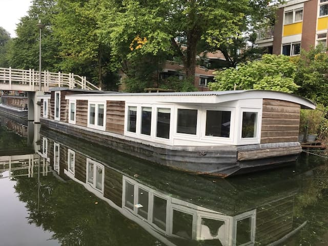 Your floating home away from home