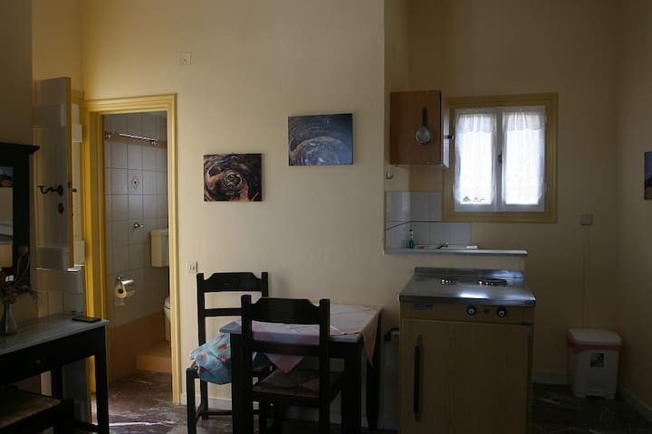 Panormos Apartments In Tinos Greece- No 4 - Πάνορμος - Leilighet