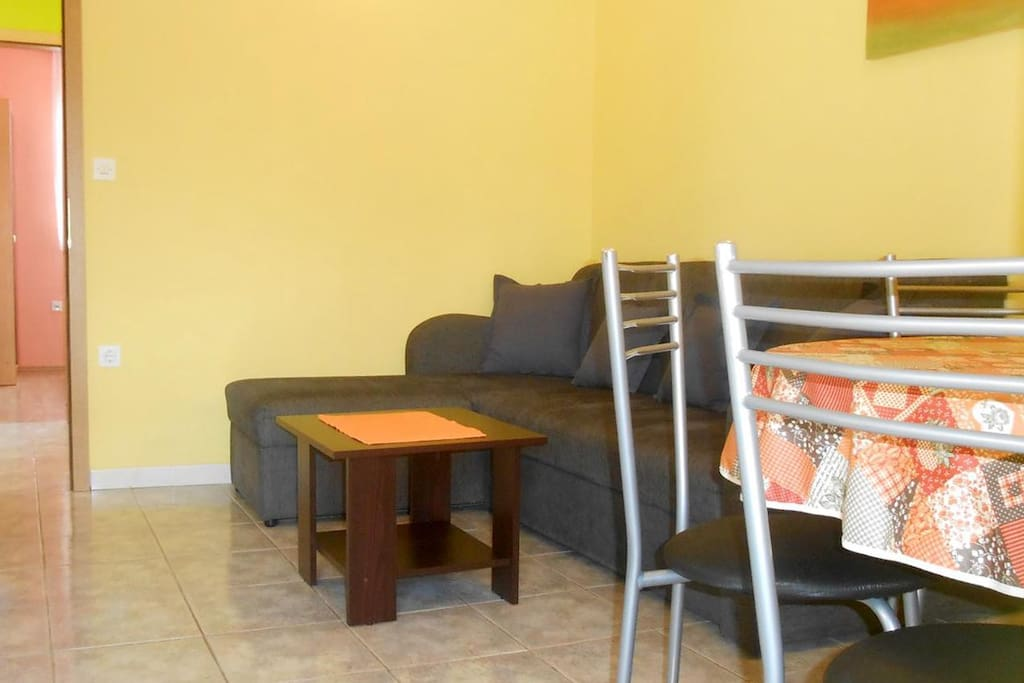 Living room, Surface: 5 m²