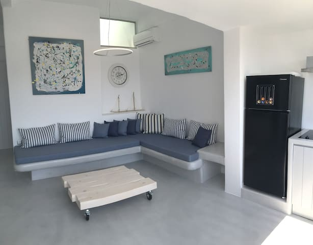 Wonderful home at Mykonos Windmills (4+2 guests) - Mikonos - Byt
