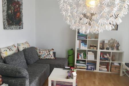 charmantes Apartment mit Balkon & Außenstellplatz