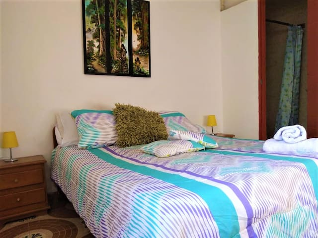 Private double room: Los Naranjos