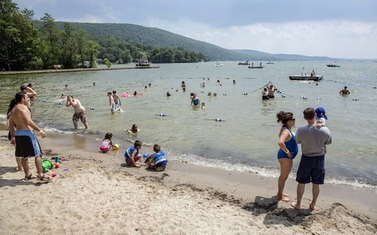 Beautiful Greenwood Lake - Greenwood Lake - Σπίτι