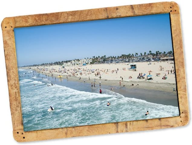 Escape Cold to Warm Sunny CA 1Day Weekly or Month+