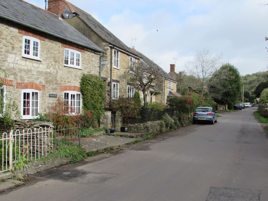 Lovely west Dorset village