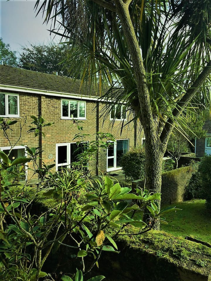 Cosy Two bed holiday home near Newquay