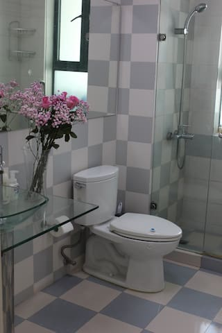 park view apartment, most residential of Shanghai - Shanghai - Lejlighed