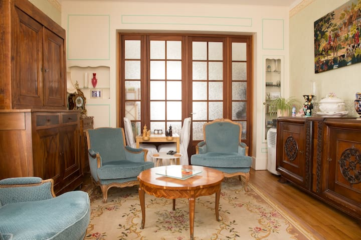 Chambre chez l'habitant - Loir-et-Cher - House
