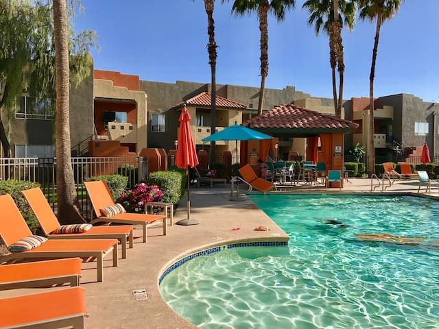1 bedroom, safe and friendly condo complex - Goodyear - Apartment