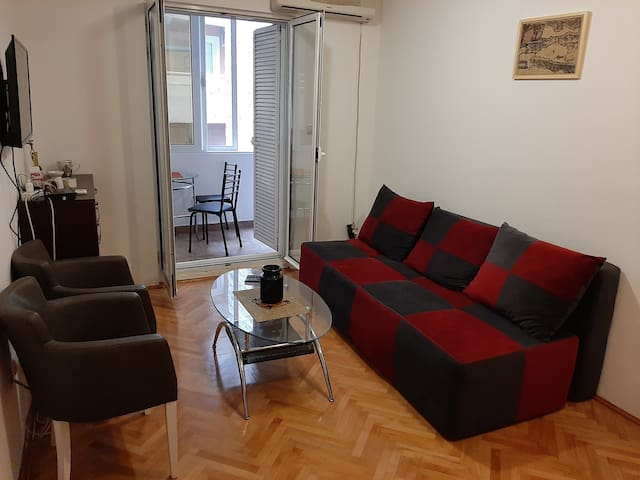 Cozy apartment in the heart of Budva!