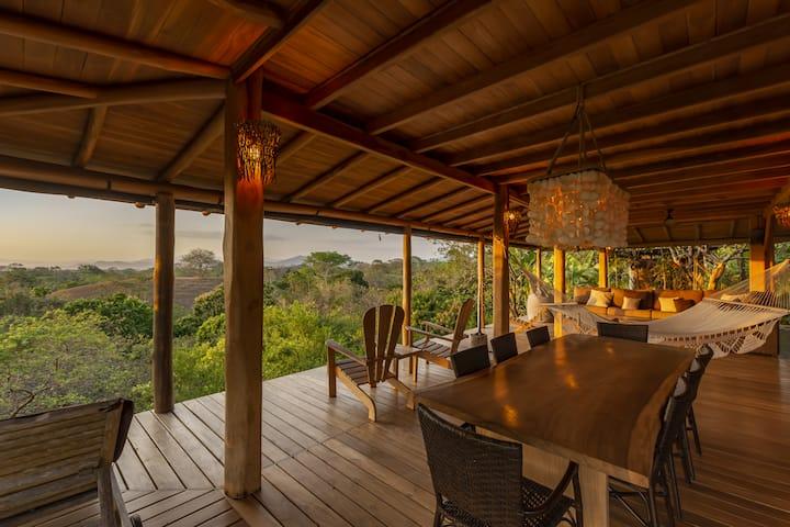 Villa Zen | Calamocha Lodge | Ocean View w/ Luxe Veranda and Infinity Pool