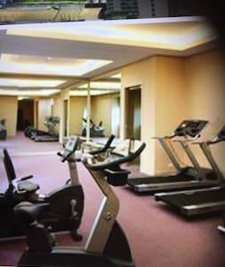 2BR Condo across Shangrila Hotel - Mandaluyong City